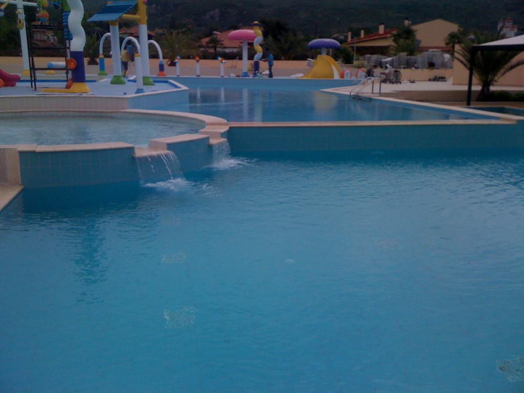 Jakuzzi έξι θέσεων σε πεντάστερο ξενοδοχείο